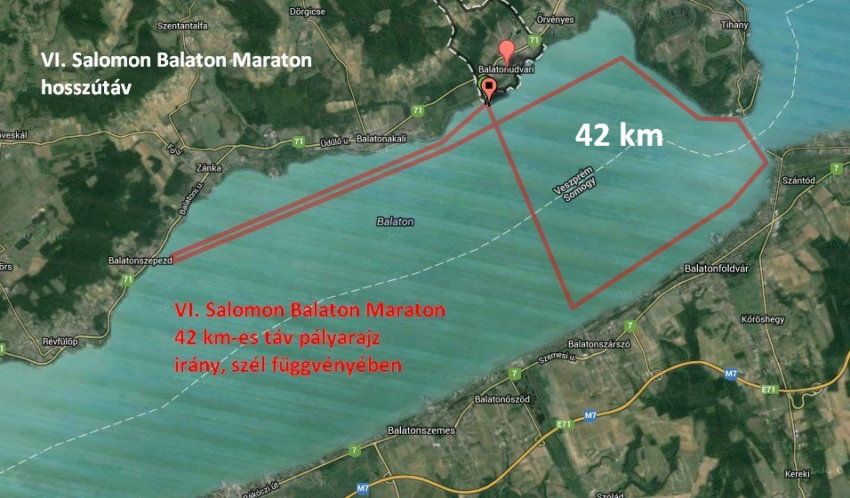 Balaton Maraton 50 km