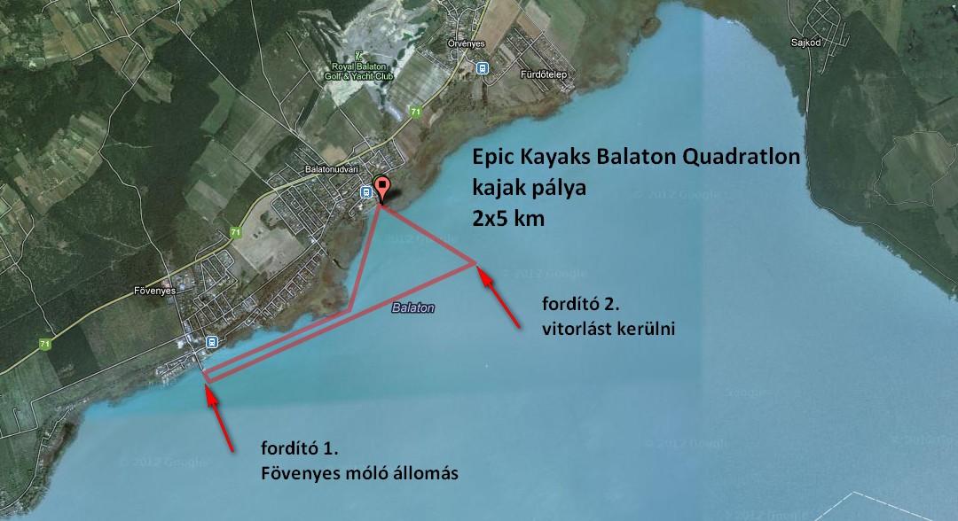 Epic Balaton Quadratlon
