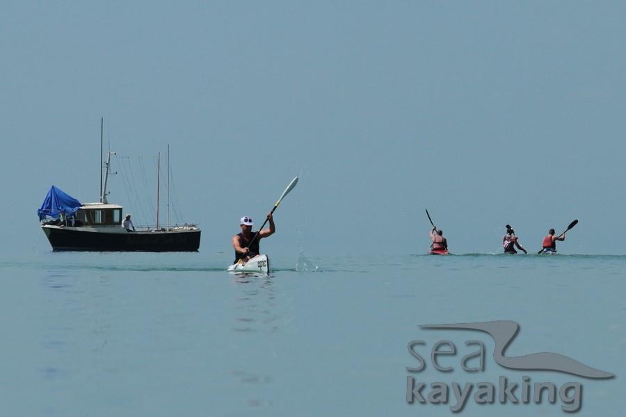 quadratlon kayak